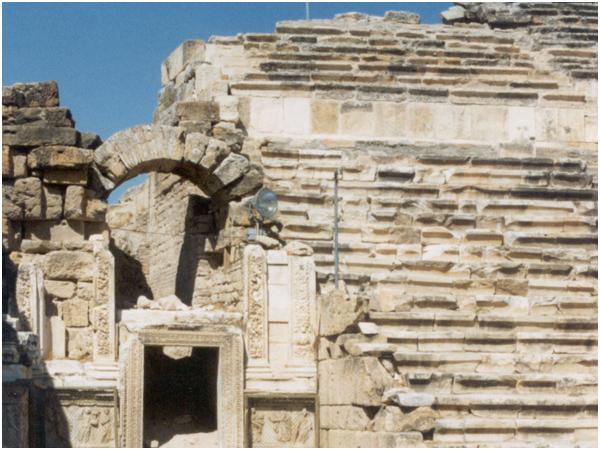 히에라폴리스 원형극장