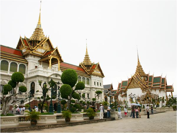 방콕 - 왕궁