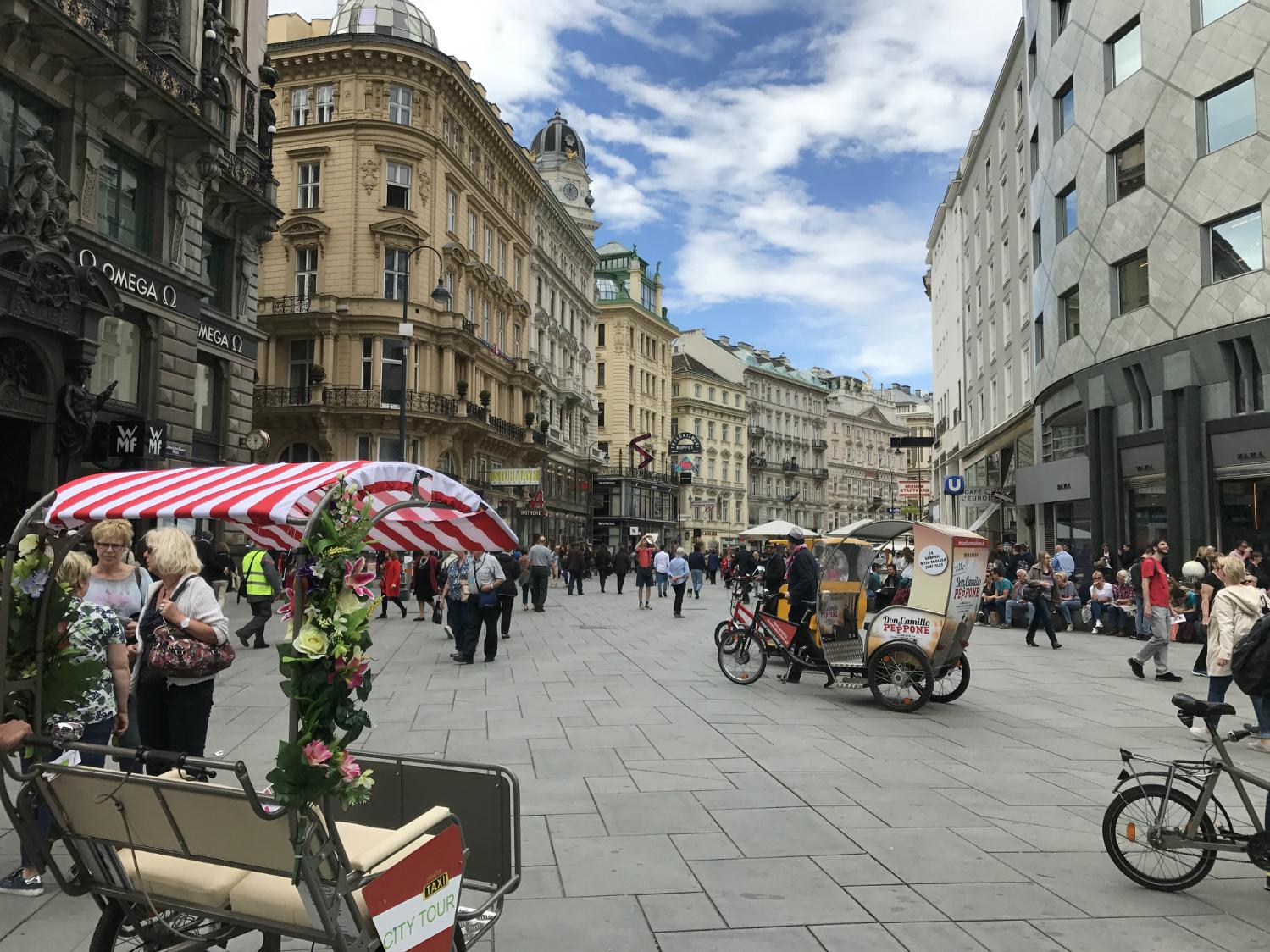 비엔나 자유여행 6일