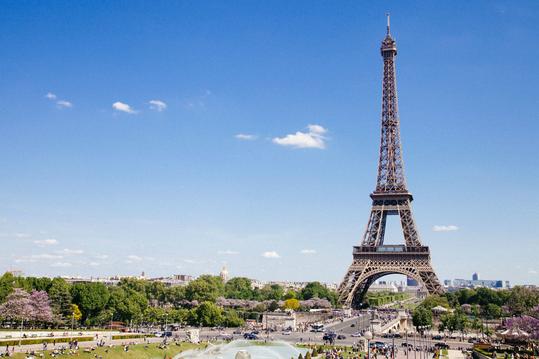 파리 자유여행 6일